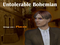 Untolerable Bohemian