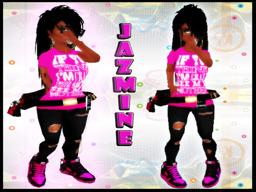 Jazmine Crystal