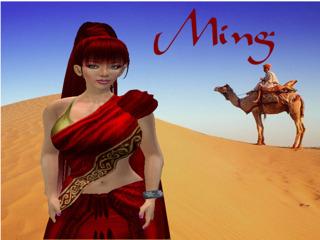 Ming Constantine