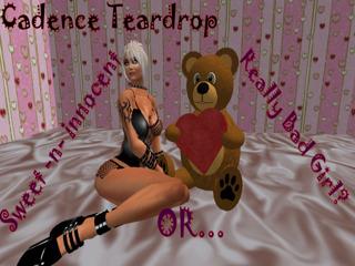 Cadence Teardrop