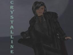 Crystalline Burner