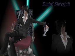 Dmitri Silverfall