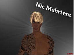 nic Mehrtens