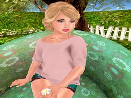 Delphine Silverblade