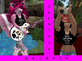 Orenthia Macbain