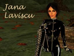Jana Laviscu