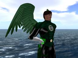 GreenLantern Excelsior