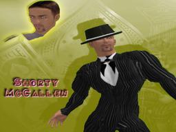 Shortty McCallen