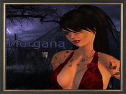 Morgana Firecaster