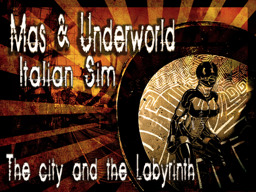 THE GHETTO - UNDERWORLD ITALIAN MAFIA CITY