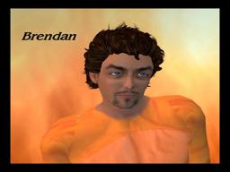 Brendan Eyre