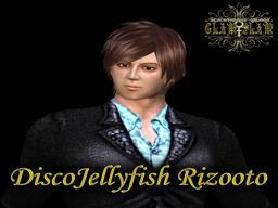 DiscoJellyfish Rizooto