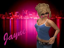 Jayne Brentley
