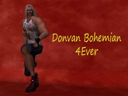 Donovan Bohemian