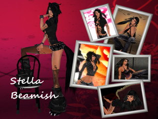 Stella Beamish