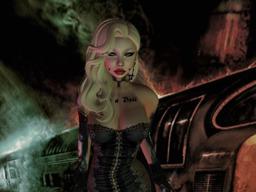 Roxie Darkmatter