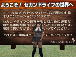 Metaworld Rau