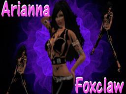 Arianna Foxclaw