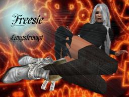 Freesie Langstrumpf