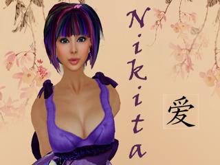 Nikita Zenoria