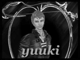 yuuki Gackt