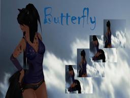 Butterfly Goldlust