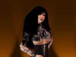 VioletRose Blackheart