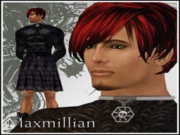 Maxmillian MacMoragh