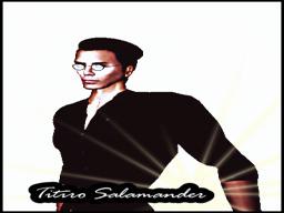 Titiro Salamander