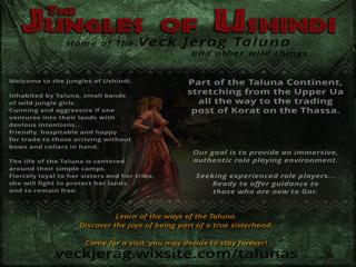 Jungles of Ushindi