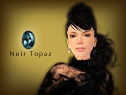 Noir Topaz