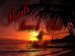 Reds Beach Club & Mall!