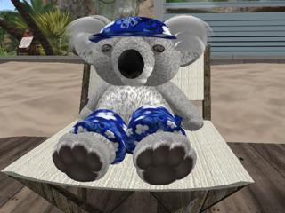 KoalaBlue Topaz