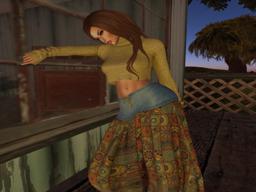 LovelySimGirl Resident