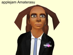 applejam Amaterasu