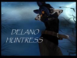Delano Huntress