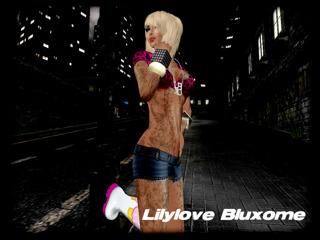 Lilylove Bluxome