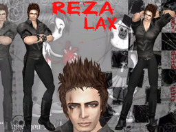 Reza Lax