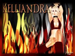 Kelliandra Serrao