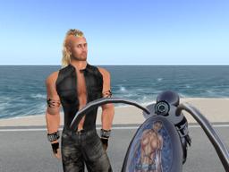 Rider Moore