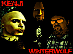 Kenji Winterwolf