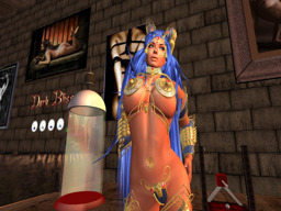 GoddessSaphyre Constantine