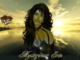 mysterieuse Erin
