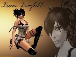Luxia Lorefield