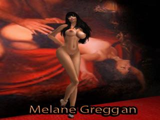 melane Greggan