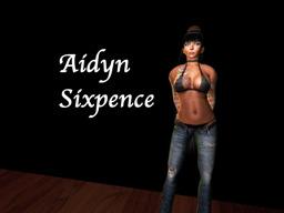 Aidyn Sixpence