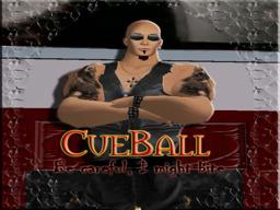 CueBall Saxondale