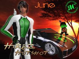 HiRez Hotshot