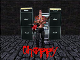 Chopper Dethly