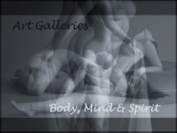 Main Art Gallery Body -  Mind and Spirit 2016